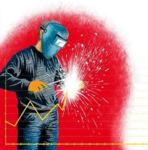 Welder Graphic
