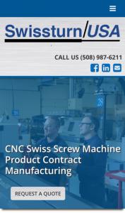 Swissturn USA Mobile